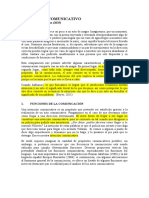 El Proceso Comunicativo Rossana 1
