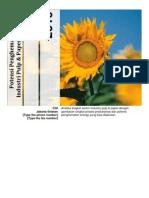 CGI - Potensi Penghematan Energi di Industri Pulp dan Paper