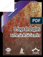 03 - O jogo de duplos na poesia de Sá-Carneiro