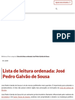 Lista de Leitura Ordenada_ José Pedro Galvão de Sousa - Contra Os Acadêmicos