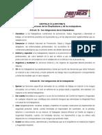 7-OBLIGACIONES DE LOS TRABAJADORES Y EL PATRONO