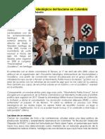 Fundamentos Ideológicos Del Fascismo en ColombiaPor Daniel Yepes Grisales