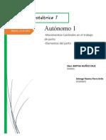 CLINICA OBSTETRICA 1 - AUTONOMO 1