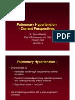 Pulmonaryhypertension