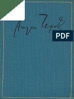 Anton Pavlovich Chehov Tom 3 Ras