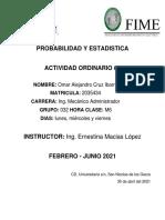 Act Ordinario #3