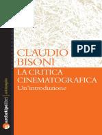 La Critica Cinematografica Unintroduzion