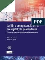 libre competencia en la era digital