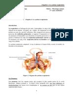 Chapitre 1- Système Respiratoire