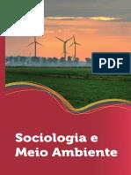 LIVRO_UNICO Sociologia e meio ambiente