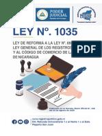 Ley 1035 Ley de Reformas a La Ley 698 y Al Código Del Comercio de Nicaragua