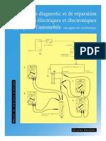 Méthode Diagnostic Et Réparation Circuits Électriques Et Électroniques