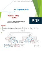 Modelos (UML) - parte 2