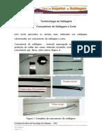 M1 D2 T2 Termologia Consumiveis de Soldagem e Corte