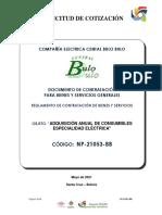 SOLIC. COTIZACION NP-21053-BB