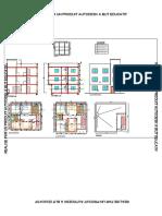 R+2 - plan arché (1) - Copie-Model