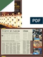 _emprendedores - Dossier Emprendedores - 30 Ideas Negocio