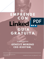 Génesis Moreno - GUÍA DE NEGOCIOS EN LINKEDIN