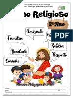 Apostila de Religião 2021
