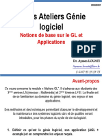 Cours AGL 2020