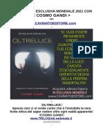 OLTRELUCE Intervista con COSMO GANDI