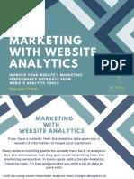 Marketing Strategy Using Website Analytics eBook by 26 Technology Services v2