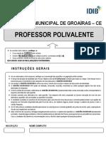 Professor Polivalente