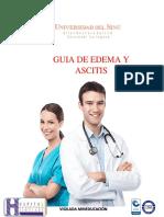 Guia Edema y Ascitis definitiva 2019