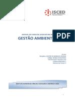 Manual de Gestão de Resíduos Sólidos