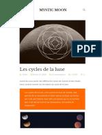 Mysticsmoons Com 2019-02-17 Les Cycles de La Lune