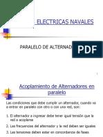 Paralelo Alternador 2014 UTN