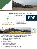 MORCOTECpro presentacion V1.0