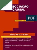 ASSOCIAÇÃO causal 2012a
