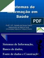 Sistemas de Informação Em Saúde Mestrado 2010