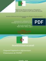 10a Dr Farida Iles, Alg%c3%a9rie - Dispositif Legislatif Et Reglementaire Dr f.iles