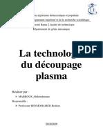 Decoupage Plasma Fini