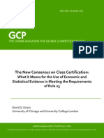 The New Consensus on Class Certification