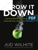 Throw It Down by Jud Wilhite, Excerpt