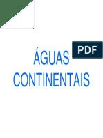 Aguas_Continentais