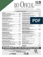 2021.05.21.Diario oficial do estado do Pará