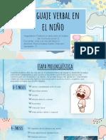 lenguaje prelinguistica y linguistica - iriarte reyna