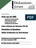 1990-02 Ost-West-Diskussionsforum Nr. 10