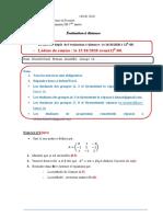 Evaluation a Distance