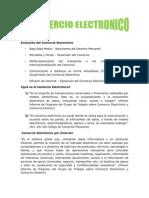 comercio electronico  - TRABAJO
