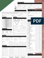 Dragonlance d20 Character Sheet 1.3