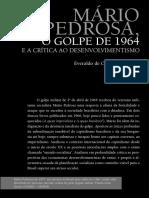 De Oliveira Andrade, Everaldo; Mário Pedrosa, o golpe de 1964 e a crítica ao desenvolvimentismo