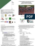 8ª Reunión de atletismo y carrera popular contra la fibrosis quística MEMORIAL SAMUEL NAVARRO ROJAS