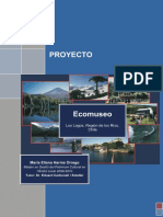 PROYECTO ECOMUSEO CHILE