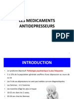 Cours Antidepresseurs