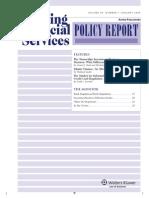 The Market for Information and Credit Card Regulation